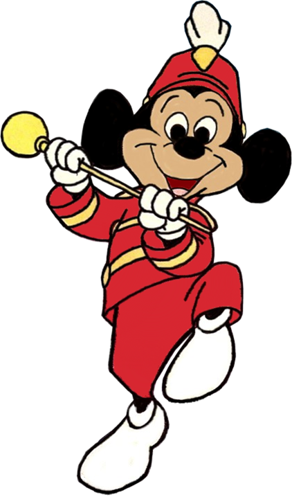 BAND LEADER MICKEY - 100