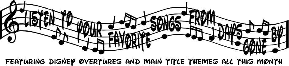 SONG OF THE DAY ARCHIVE PAGE HEADER OVERTURE MONTH